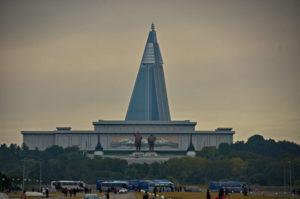 فندق ريوجيونغ في بيونغ يانغ كوريا الشمالية