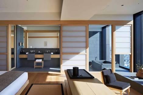 فندق The Aman في طوكيو، اليابان