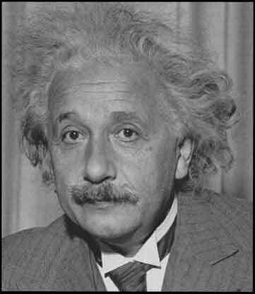 أينشتاين