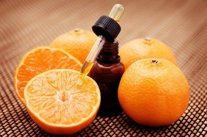 رائحة البرتقال