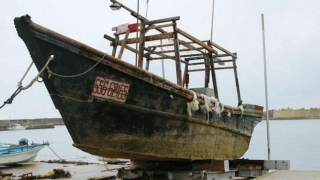 السفن المحملة بالجثث