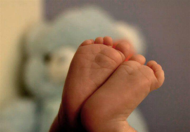 المسح الضوئي للأطفال الرضع