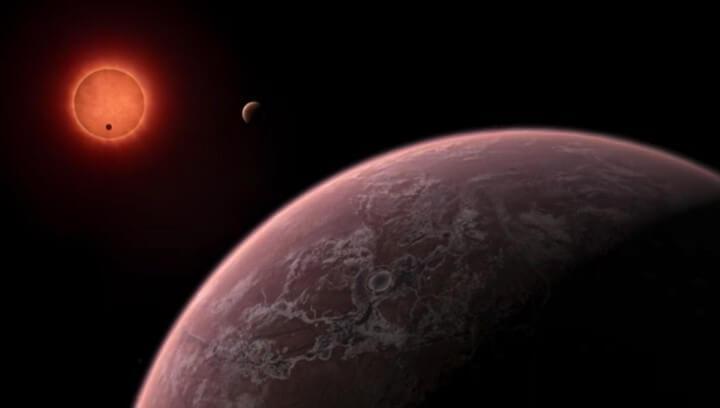 اكتشاف سبعة كواكب جديدة