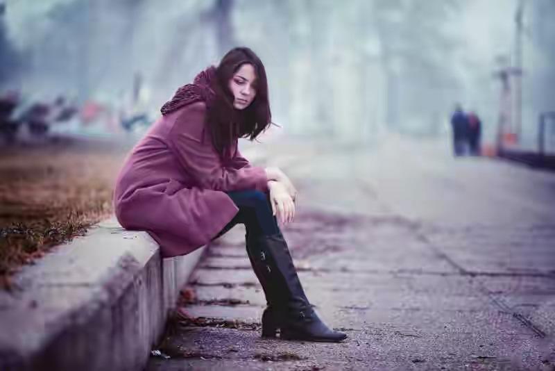 الشعور بالوحدة