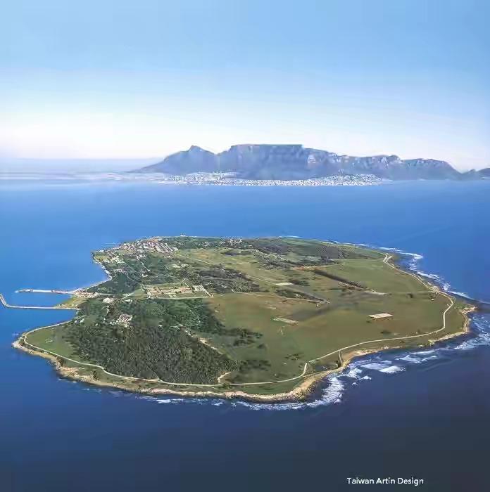 سجن جزيرة روبن، جنوب أفريقيا