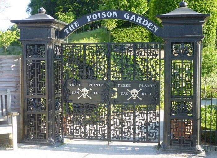 حديقة السموم