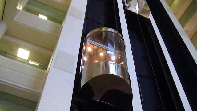مصعد هيتاشي أسرع مصعد في العالم