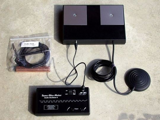 أجهزة كلارك لعلاج السرطان