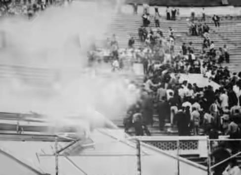 كارثة ملعب ناسيونال