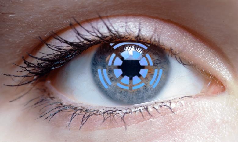 الأعين الآلية