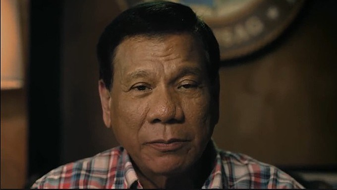 رودريغو دوهيرتي رئيس الفلبين الحالي