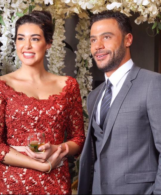 ياسمين صبري ومحمد إمام