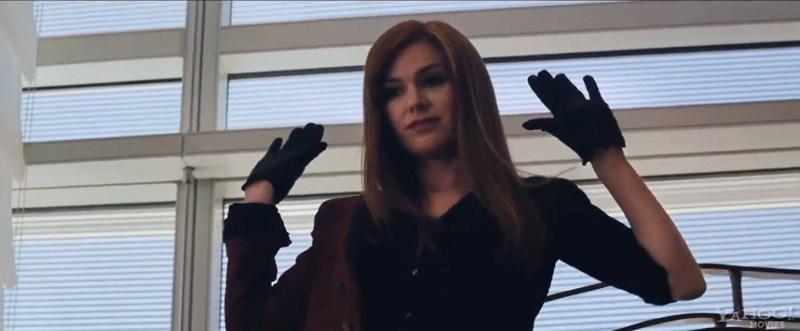الممثلة Isla Fisher
