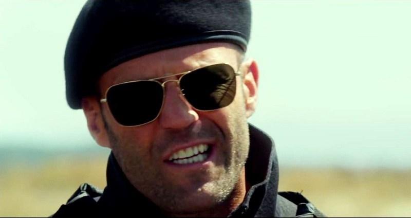 الممثل Jason Statham