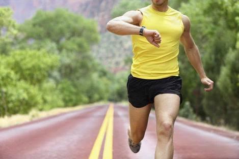 الشعور بآلام البطن عند ممارسة رياضة الركض
