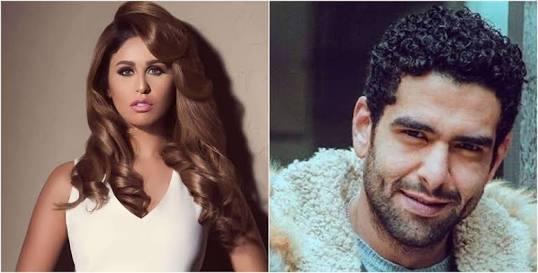 شائعة زواج مي سليم ومحمد الكيلاني