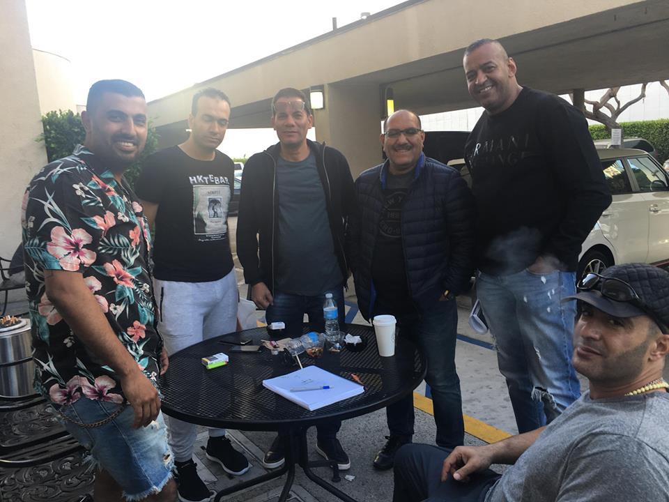 أحمد السقا يستعد لتصوير فيلمه الجديد