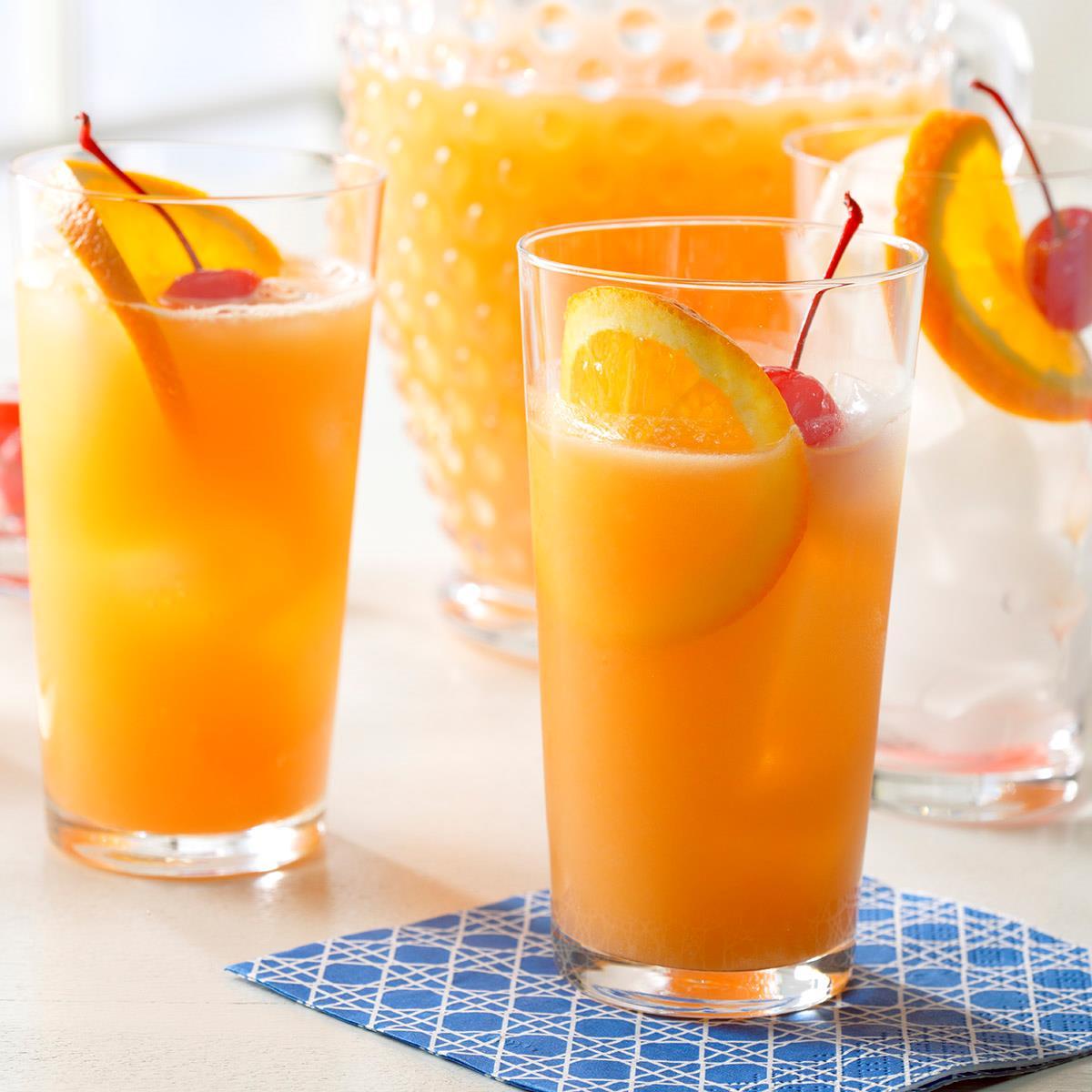 اضرار عصير البرتقال