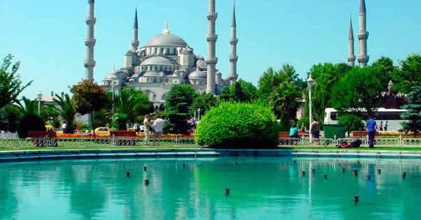 المناظر الطبيعية في تركيا