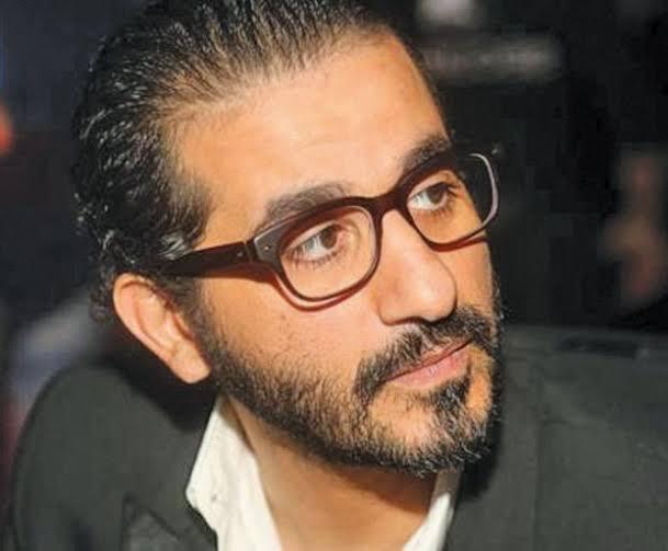 النجم احمد حلمي