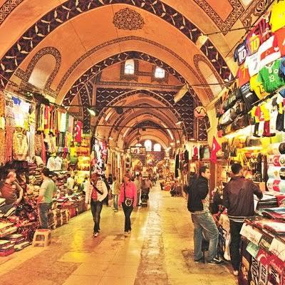 بازارات تركيا