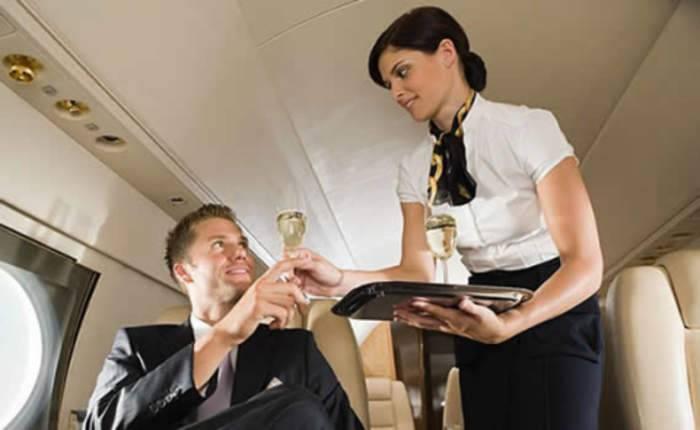 الاستمتاع بالرحلات الجوية