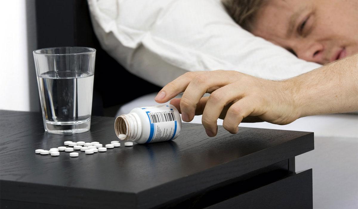 تناول الأدوية والمنبهات