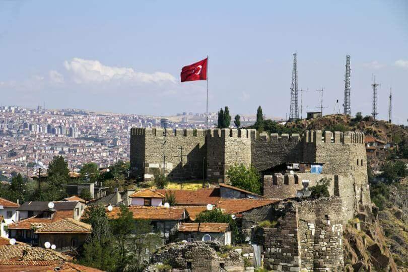 قلعة أنقرة