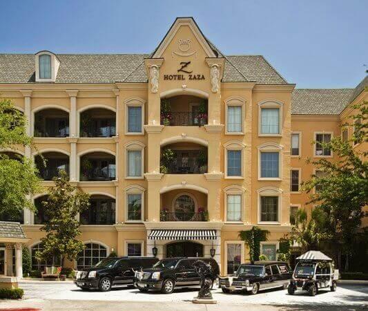 فندق زازا