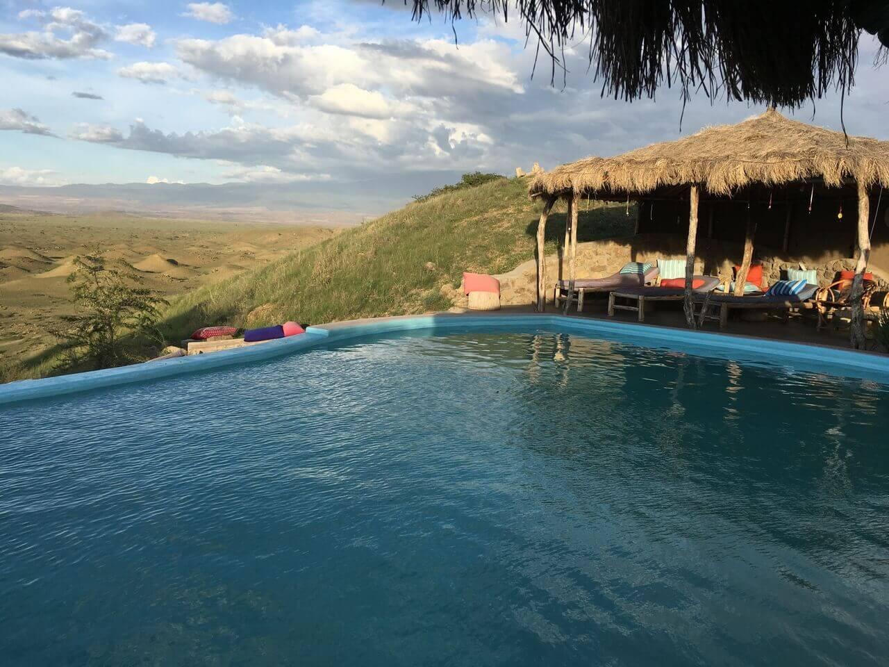 محمية ماساي مارا في كينيا