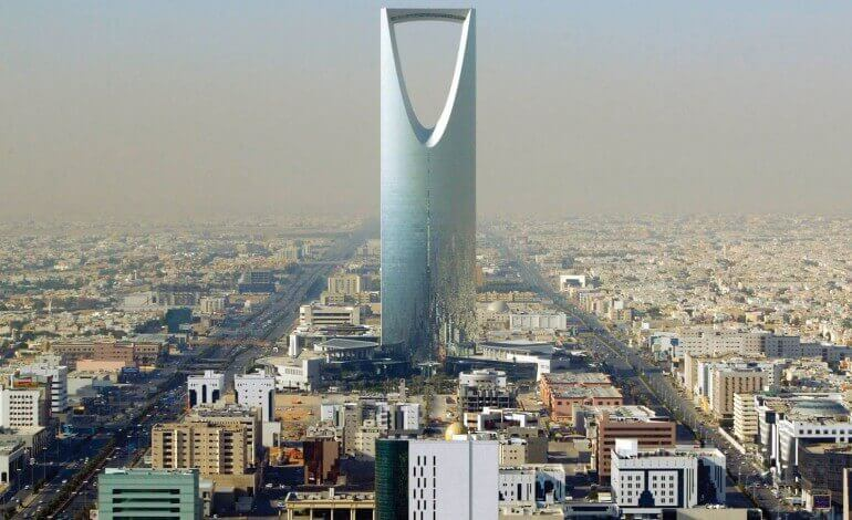 برج المملكة العربية السعودية