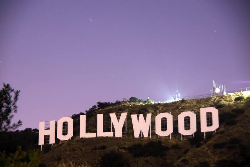 زيارة هوليوود
