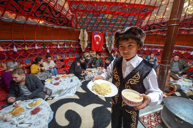 الشعب التركي