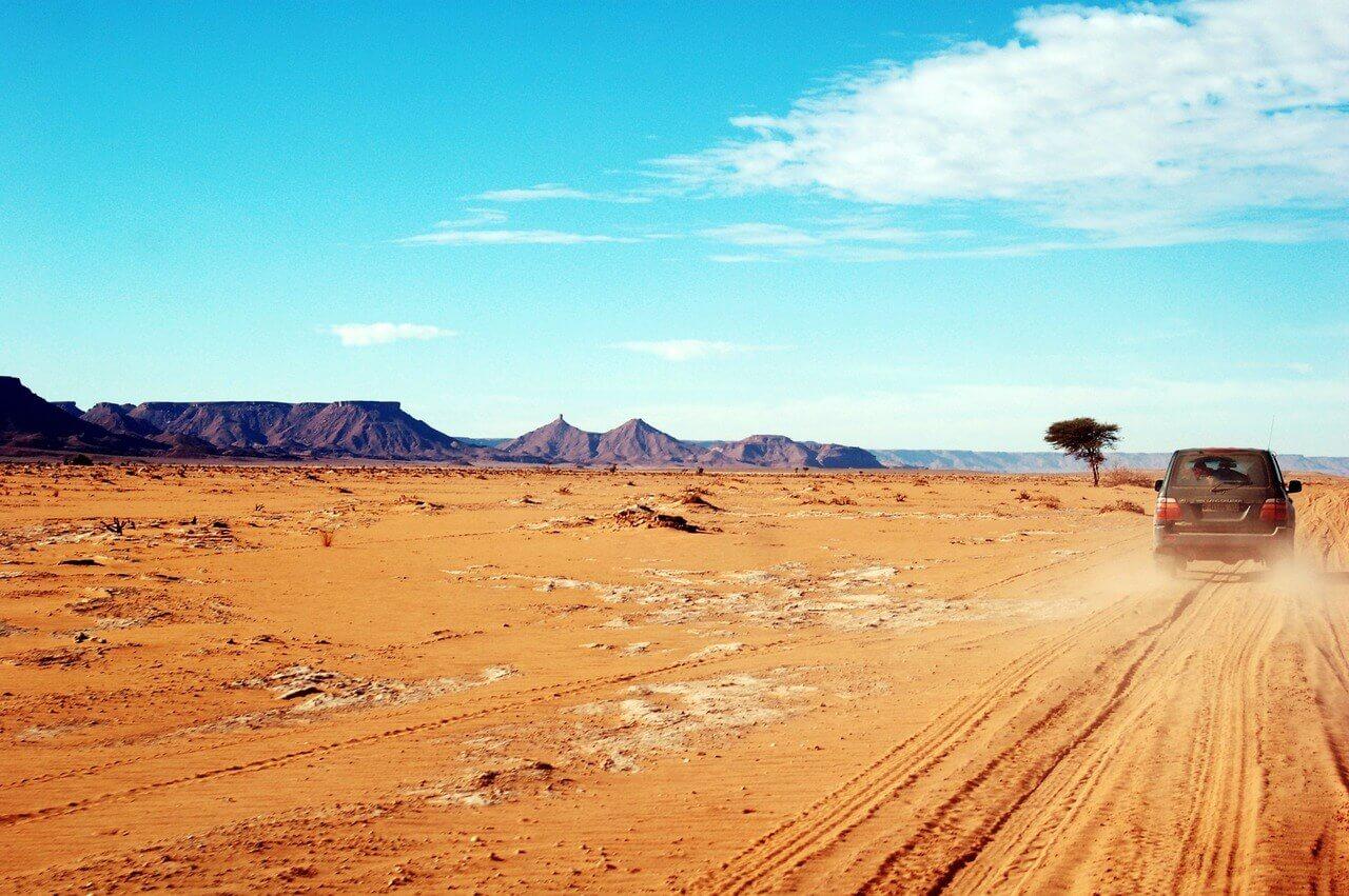 وسائل النقل في أفريقيا