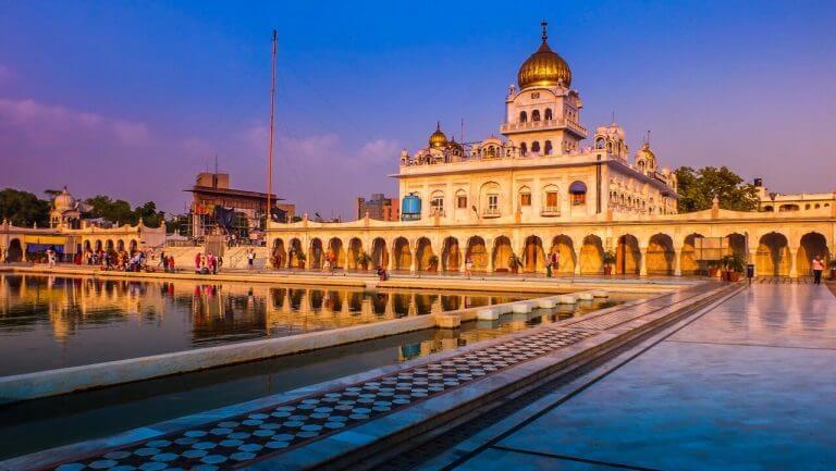 مدينة نيودلهي في الهند