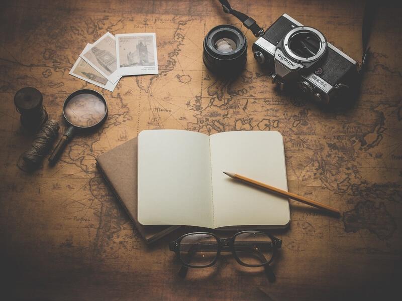 تدوين كل شىء عن الرحلة