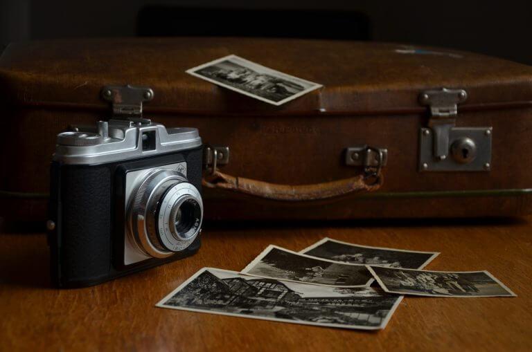 بطاقة الكاميرا