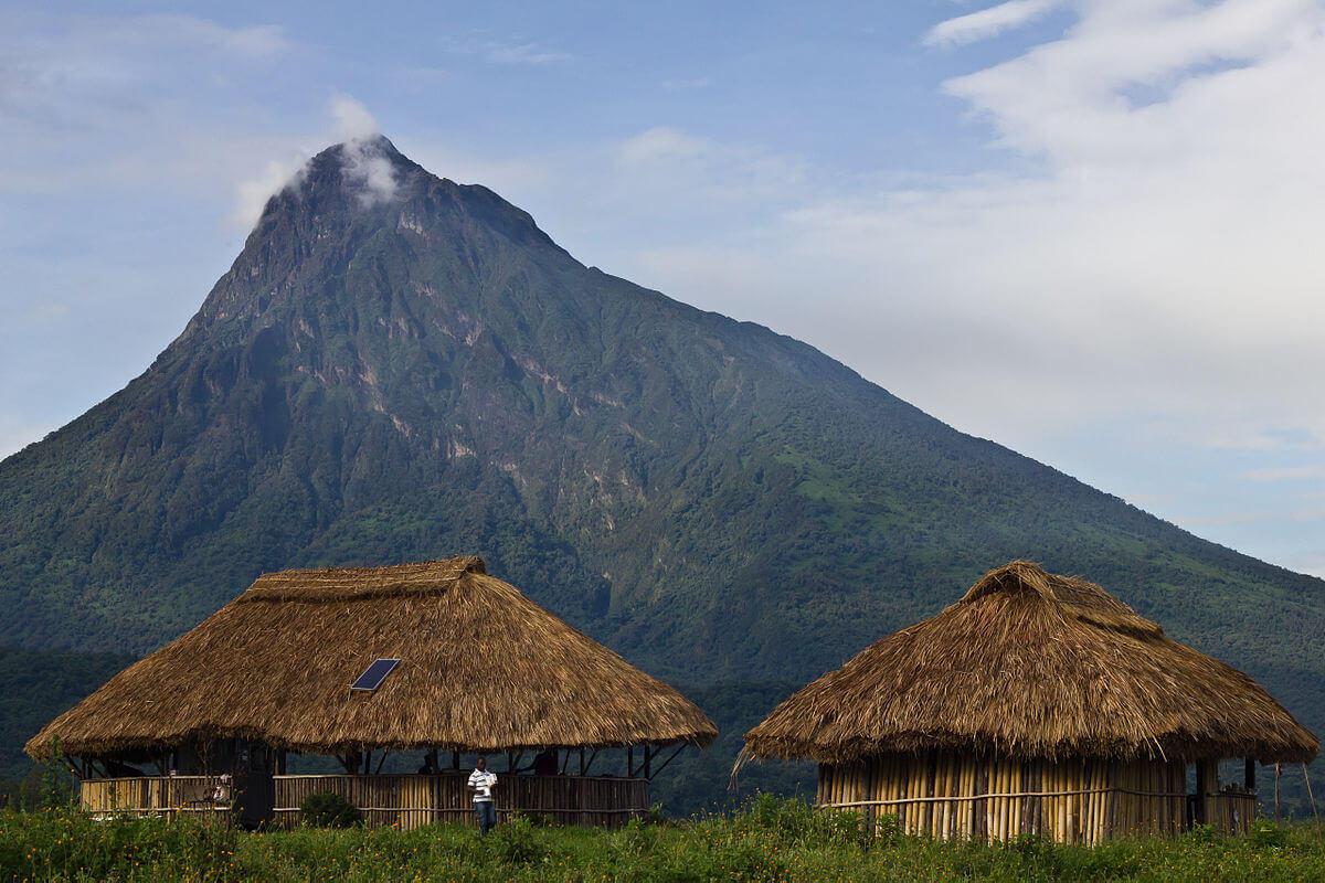 جبال فيرونغا