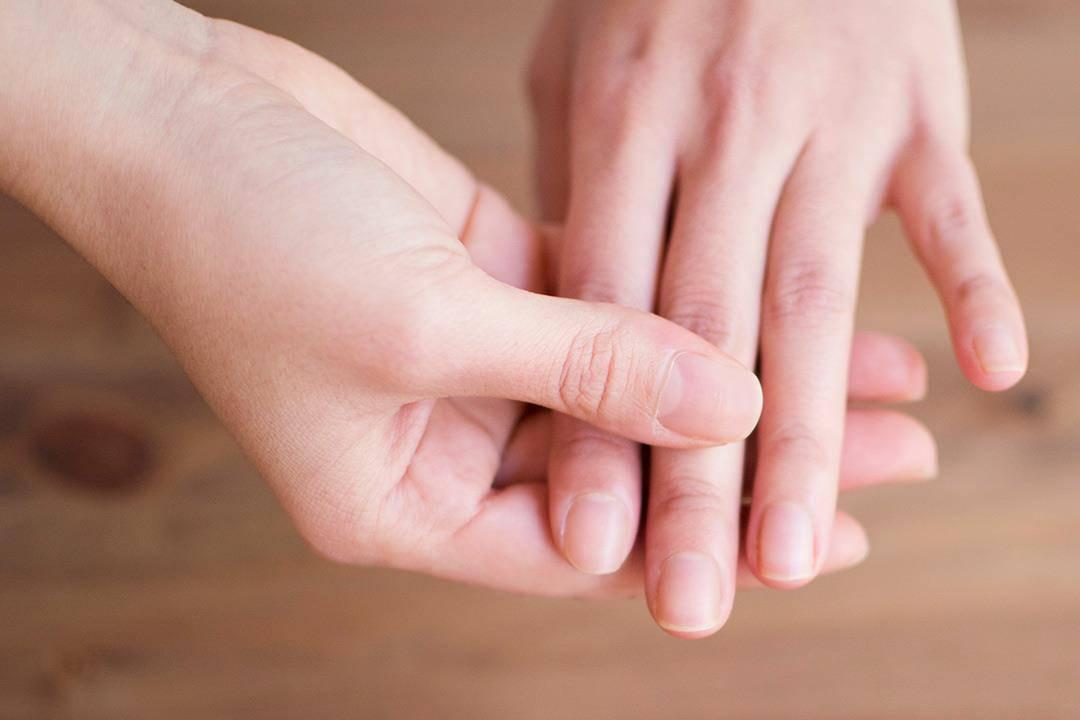 الاصبع المدوحس