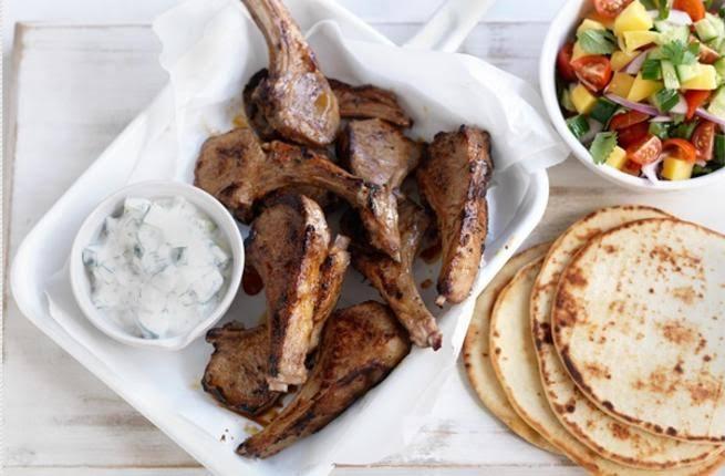 تناول اللحوم الحمراء في العيد
