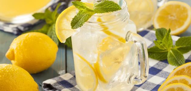 عصير الليمون