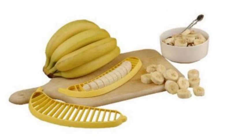 قطاعة الموز العجيبة