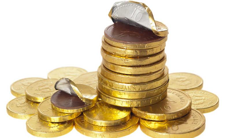 شوكولاتة ويسبا الذهبية
