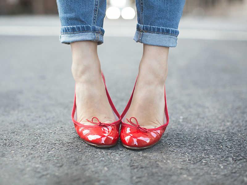 أحذية الباليه
