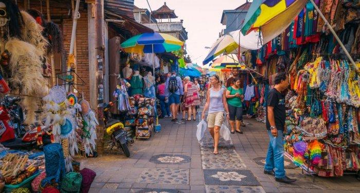 سوق Ubud