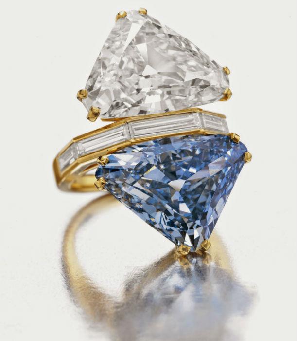 الخاتم البلغاري ذو اللونين