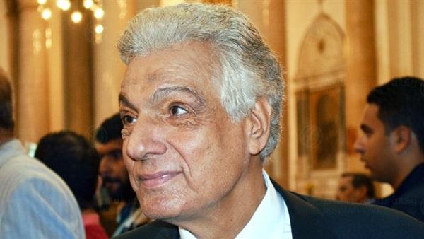 الفنان الراحل أحمد عبد الوارث