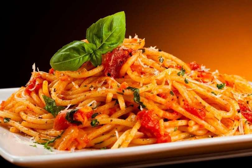 الطعام في إيطاليا