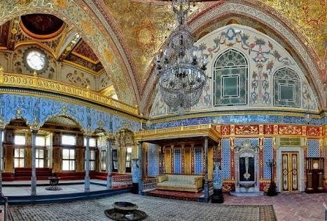 قصر توب كابي التاريخي