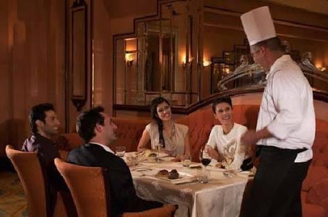 المطاعم في إيطاليا
